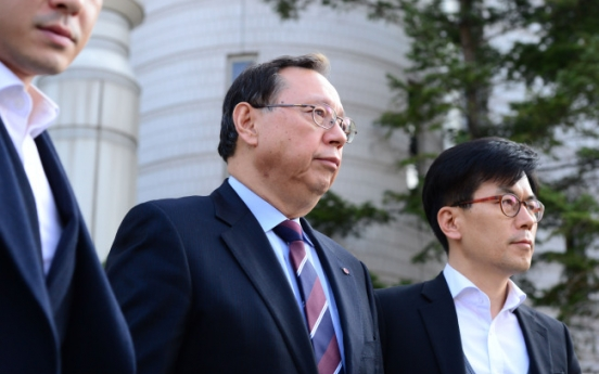 LG chief cleared of damaging Samsung washing machines