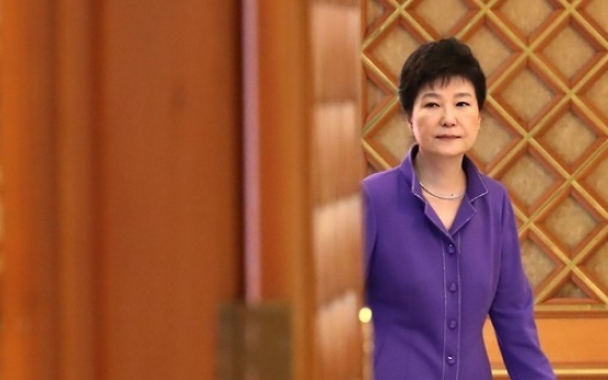 Park to conduct reshuffle of senior secretaries soon