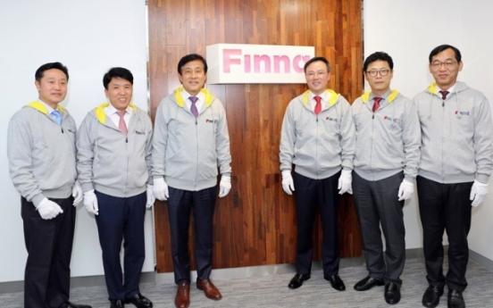 SKT, Hana launch joint venture Finnq