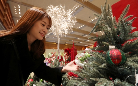 [Photo News] Christmas coming