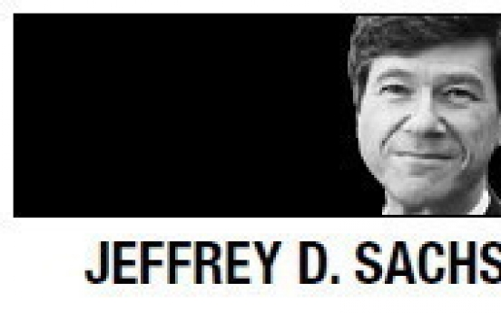 [Jeffrey D. Sachs] Investment for sustainable growth
