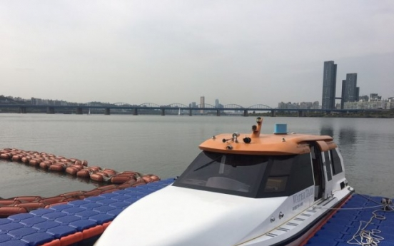 Will Han River water taxis take off?