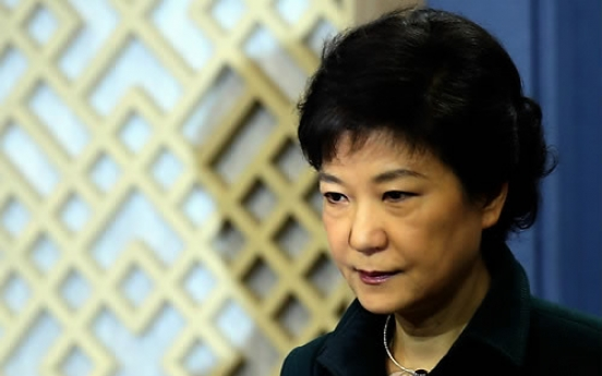 Park to deliver another address over confidante scandal