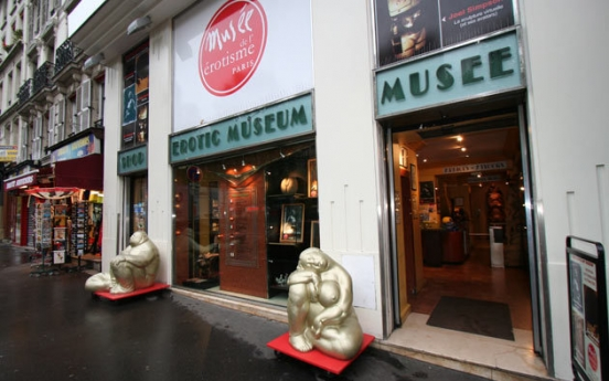 France's only erotic museum shuts down
