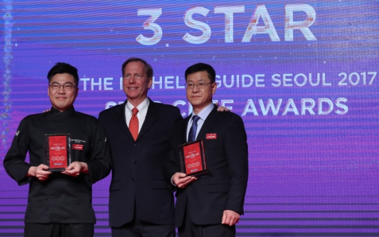 Michelin Guide launches in Seoul