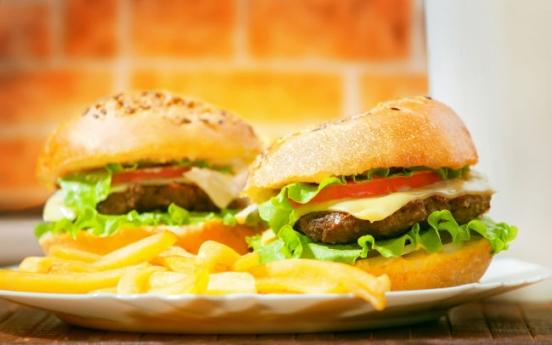 More teens eating fast food