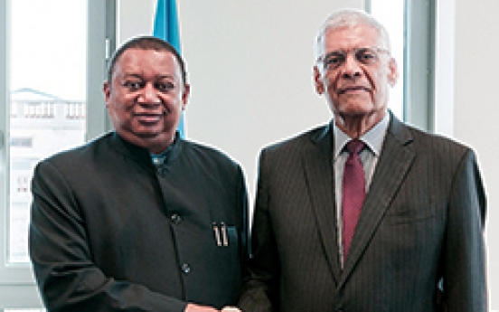 OPEC chief says oil cooperation with non-members 'vital'