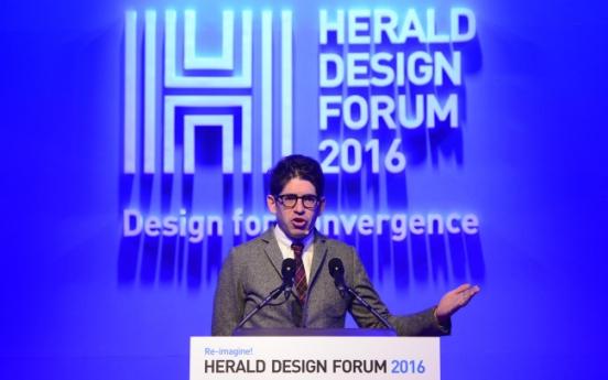 [Herald Design Forum 2016] Kickstarter CEO Yancey Strickler wants to put culture above profits