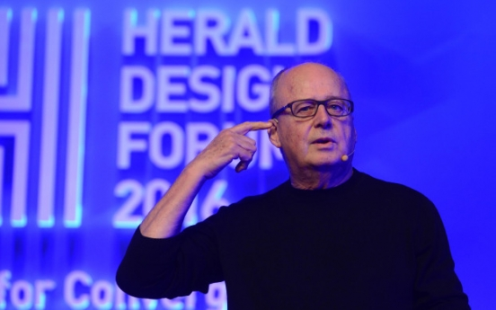 [Herald Design Forum 2016] Designers delve into collaborative works