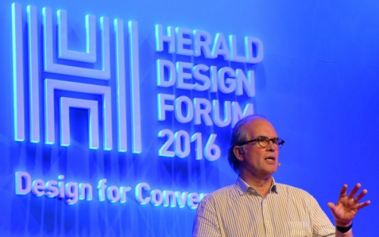 [Herald Design Forum 2016] Rethinking is fundamental part of innovation: Powell
