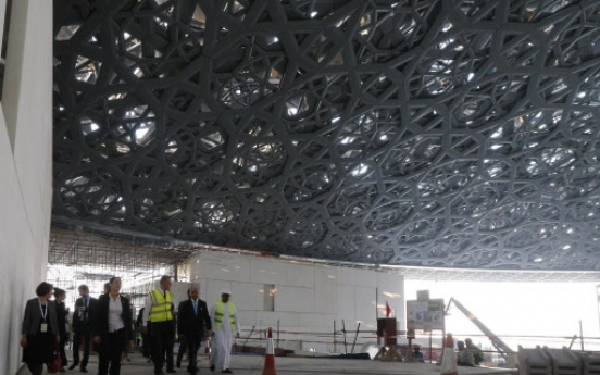 Italian, US artists to create works for Louvre Abu Dhabi