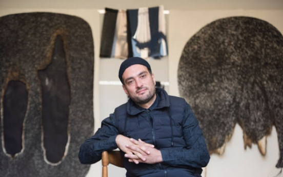 Berlin's wild charms make it first choice for Syrian artists