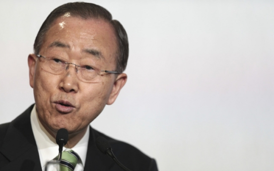 UN chief 'sure' Trump will reconsider climate change stance