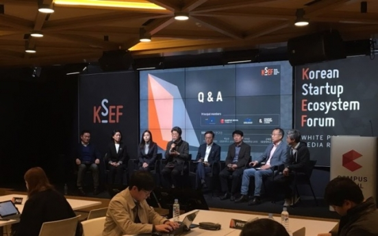 'Seoul startup ecosystem vibrant, but needs diversity'