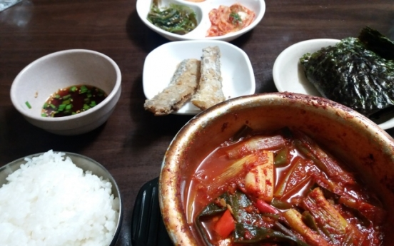 [The Palate] On Namdaemun food trail