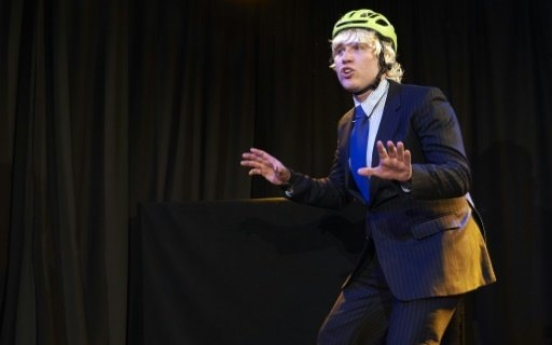 'Brexit: The Musical' gives Boris star billing