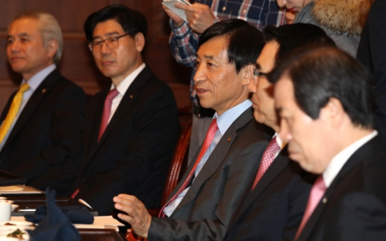 Korean financial sector gears up for risks from US