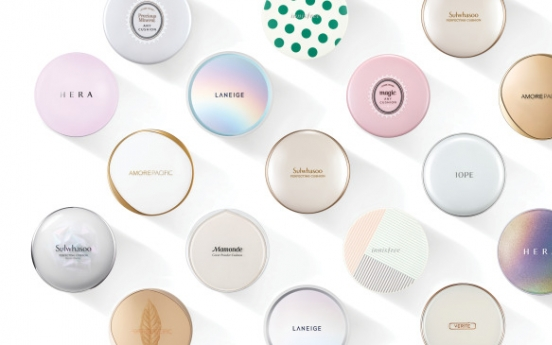 AmorePacific sells over 100 million cushion compacts