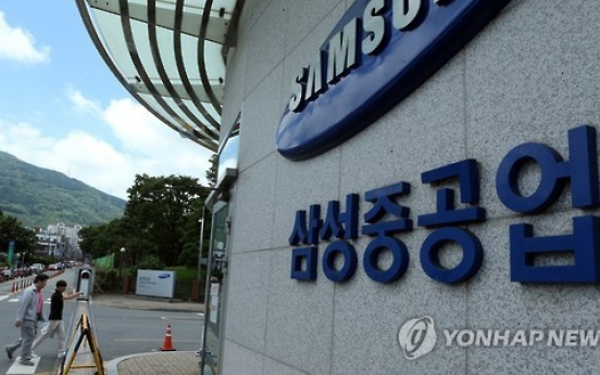 Accident delays Samsung marine drill project