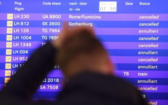 Hundreds more flights canceled on day 3 of Lufthansa strike