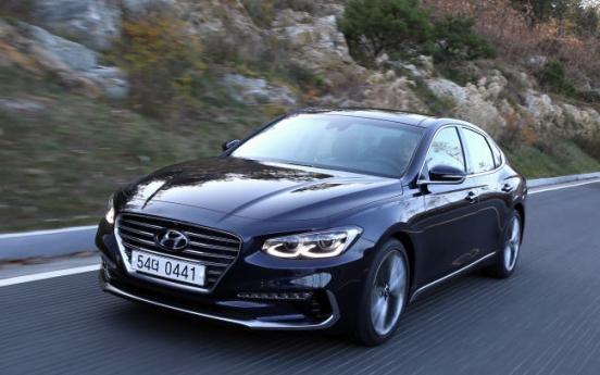 [Behind the Wheel] Grandeur reconstructs Hyundai's legacy