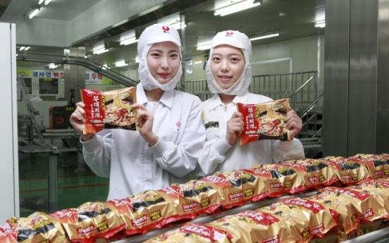 Korean instant noodle exports to reach $300m