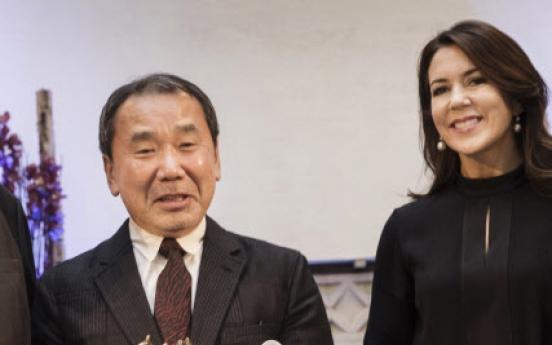 Murakami's new novel set for release in Japan in February