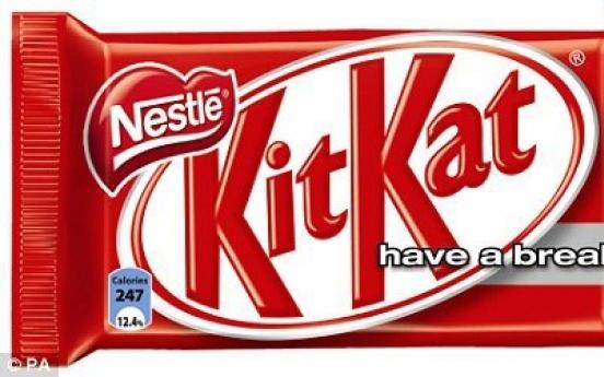Sweet news: Nestle discovers low-sugar chocolate