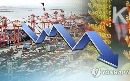 Korean economy to face stronger downside pressure amid political turmoil