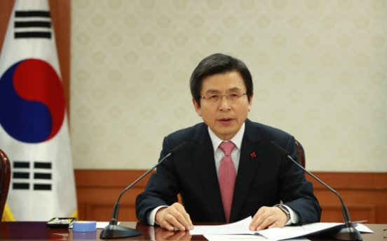 PM calls for vigilance to counter potential NK attacks after impeachment