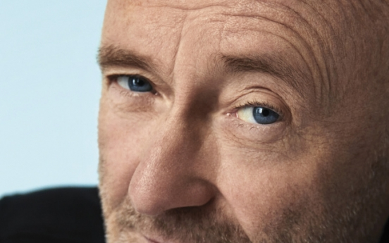 Phil Collins, pop star and self-deprecating dad, on his new memoir