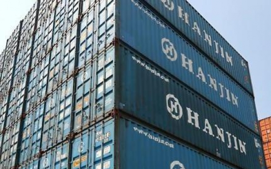 [Newsmaker] Hanjin Shipping teeters on the brink