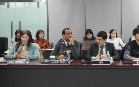 Expat council gathers to advise Seoul