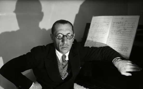 Stravinsky's once-lost 'Funeral Song' to make Asian premiere in Korea