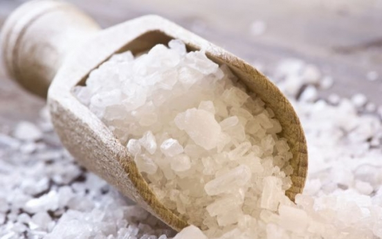 Korean's sodium intake down 19% from 5 years ago