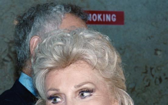 Jet-setting Hungarian actress Zsa Zsa Gabor dies at age 99