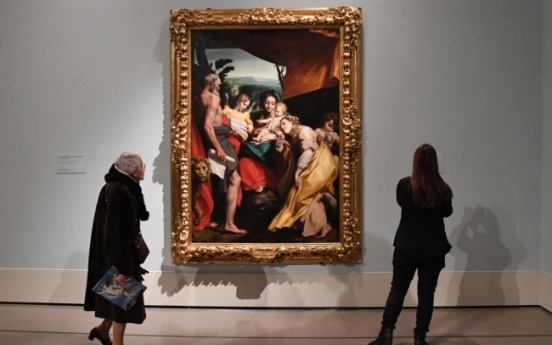 Legacy of Napoleon's artistic plunder on show in Rome