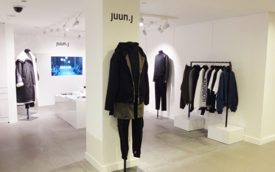 [Photo News] Juun.J at Harrods