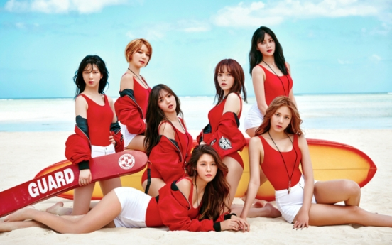 AOA to drop first full-length album