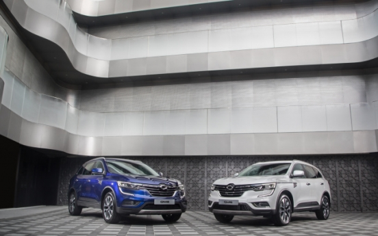 Renault's Korean unit to lead SUV development