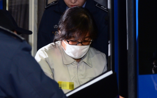 Choi Soon-sil faces special probe