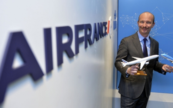 [Herald Interview] Air France-KLM combines European touch with comfort of home