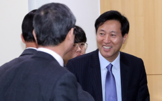 Saenuri separatists to leave party Tuesday