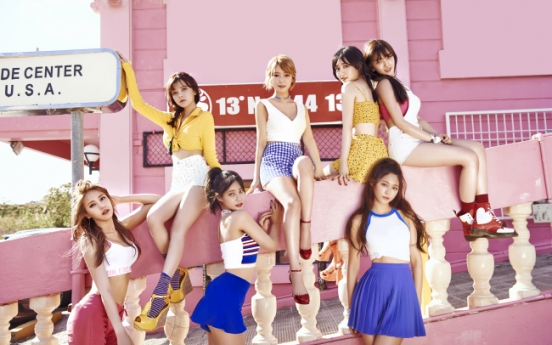 AOA teams up with Brave Brothers again