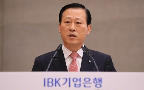 New IBK chief vows more overseas operations