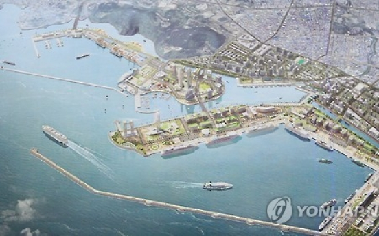 Gov't to spend over 4 tln won for development of ports in Jeju, Donghae