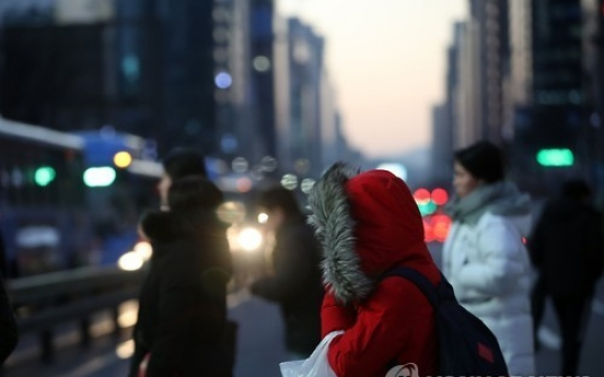 Winter cold pushes power consumption to 3-month high