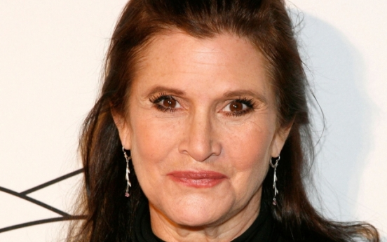Carrie Fisher's books become -ellers after her death