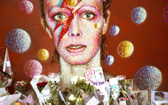 David Bowie interview collection shows man behind legend