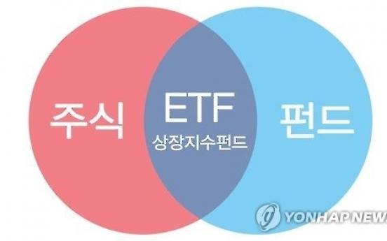 ETF net asset value tops W25t